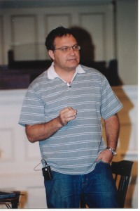 Yaacov Hecht Speaks at IDEC 2003